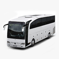 3ds max mercedes benz travego 15