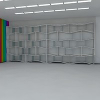 3ds max 5 bookshelf 2011