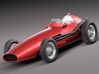 3d classic antique grand prix
