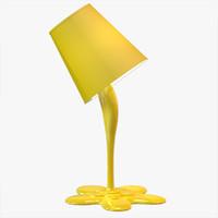 bright lamp 3d model