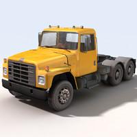truck cars 3d model