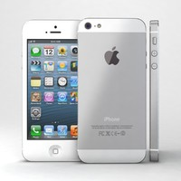 max apple iphone 5 white