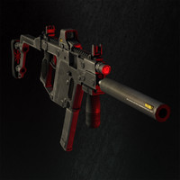 Kriss 9mm SMG