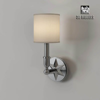 3dsmax bethesda sconce