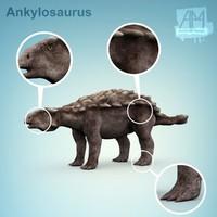 3dsmax dinosaur dino
