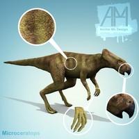 3ds max dinosaur