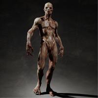 Zombie creature