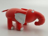 elephant toy 3ds