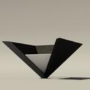 Pyramid Chair 3D models