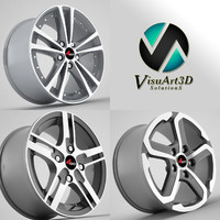 maya rim wheel 4go