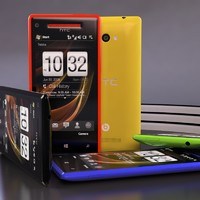 3d htc windows phone 8x