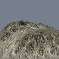 mountainous terrain max