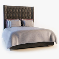 3d meridiani - thurman bed