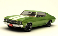 max chevrolet chevelle ss 1970