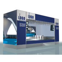 3d model events stage