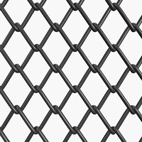 wire netting 3d model