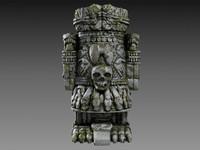maya totem