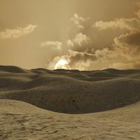 mars planet scene landscape max