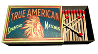 3d true american matches model