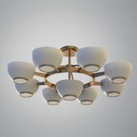 3d model centauri chandelier