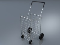 Greek shopping cart