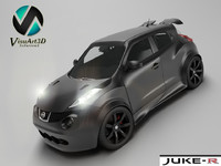 nissan juker 3ds