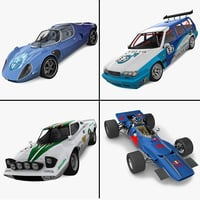Racing Cars Collection 4