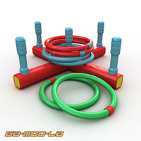 Toy Ring Toss
