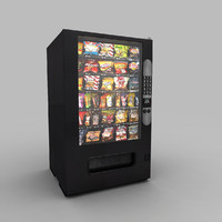 Vending Machine (NEW 2012)