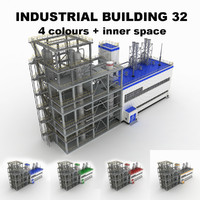 Medium industrial building 32