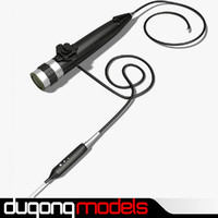 dugm04 endoscope 3d 3ds