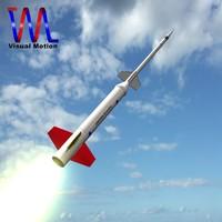 stage rocket nike cajun dxf