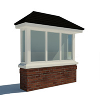Bay Window 3D models