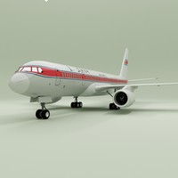 Tupolev tu 204