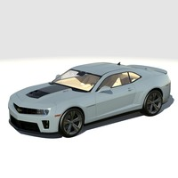 3d model zl1 2010 1