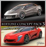 Bertone concepts 3