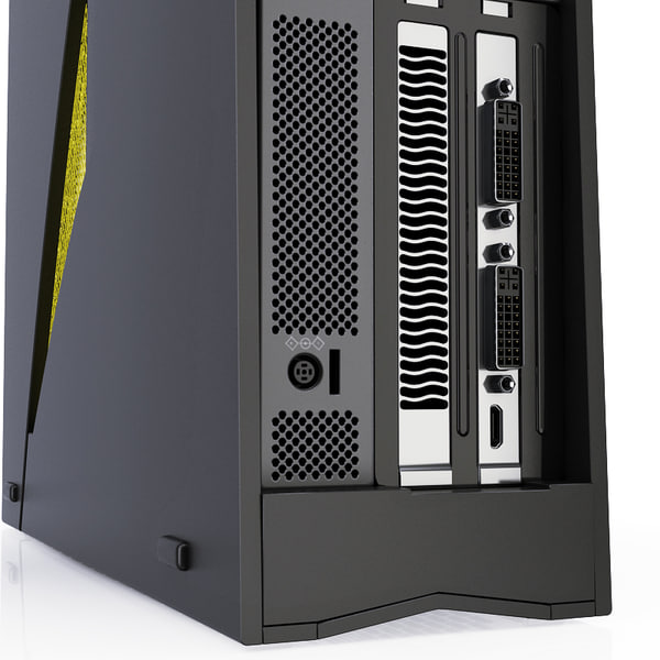 3ds max dell alienware gaming computer - DELL Alienware gaming computer system... by iljujjkin