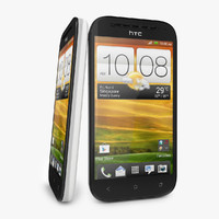 HTC One SV Smartphone in White