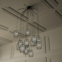 max constellation chandelier