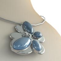 3d model jewel