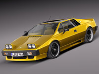 3d model esprit s2 turbo 1978
