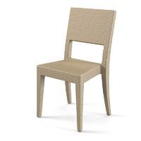 3d model mascgni garden chair