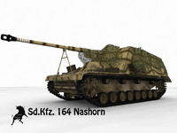 max sdkfz 164 nashorn