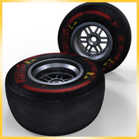 2013 F1 Pirelli tire SuperSoft