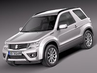 Suzuki Grand Vitara 2013 3-door