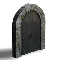 max medieval doors