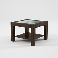 rumbi table 3d obj