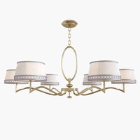 Fine art lamps chandelier 771740 2st