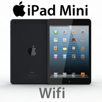 iPad Mini Wifi Realistic