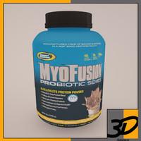 3d model myo fusion